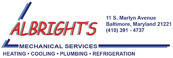Albrights Mechanical Services logo